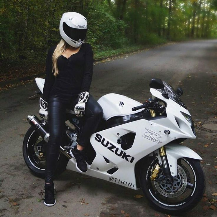 Real Motorcycle Women - europeanbikers (10)