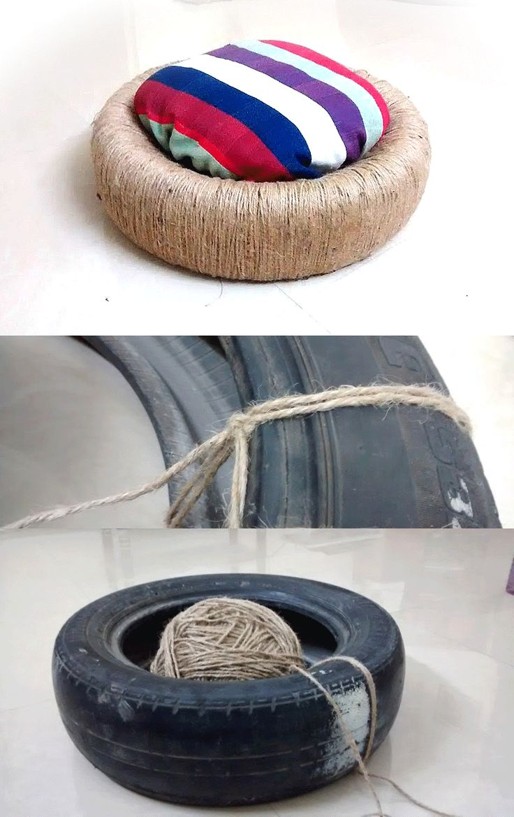 257 best recycled tyre ideas for the garden images on for Home decor made from recycled materials