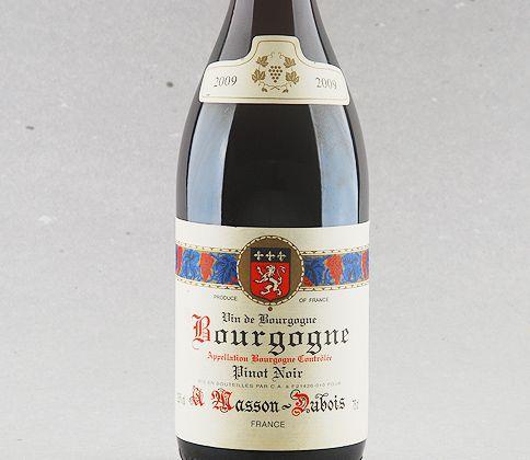Masson Dubois Bourgogne Pinot Noir 2009