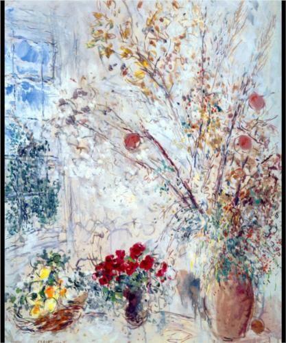 Lunaria  - Marc Chagall