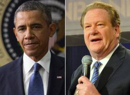 Obama Got Ranted At By Ed Schultz, Was Enraged By Bad NYT Coverage: New Book