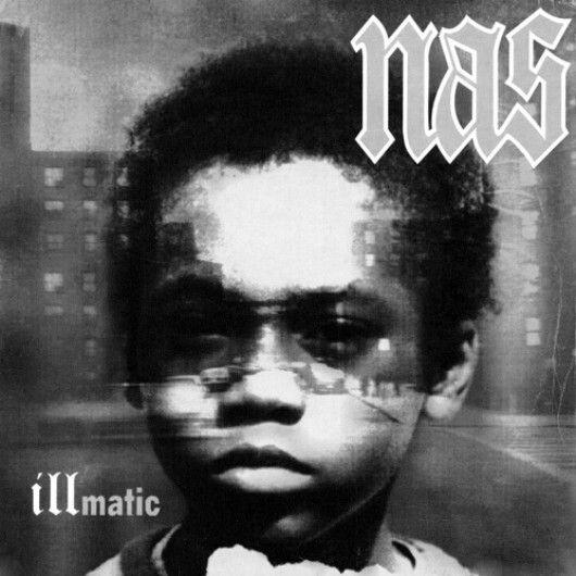Nasir Jones Illmatic