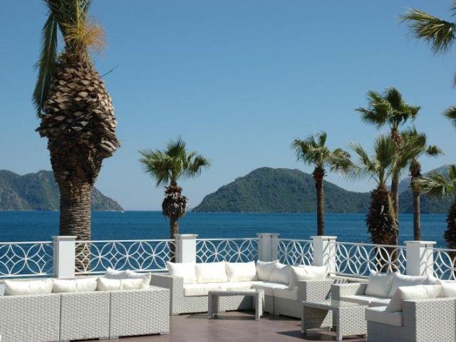 Voyage Turquie Lastminute, promo séjour Dalaman pas cher à lHôtel Ideal Prime Beach 5* prix promo Lastminute de 699,00 € TTC au lieu de 1 099.00 € 8J/7N en Tout Compris