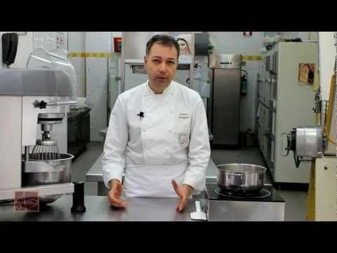 Video ricetta Glassa al cioccolato - ARTE BIANCA