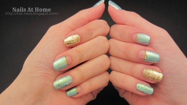 Nail art designs kpop