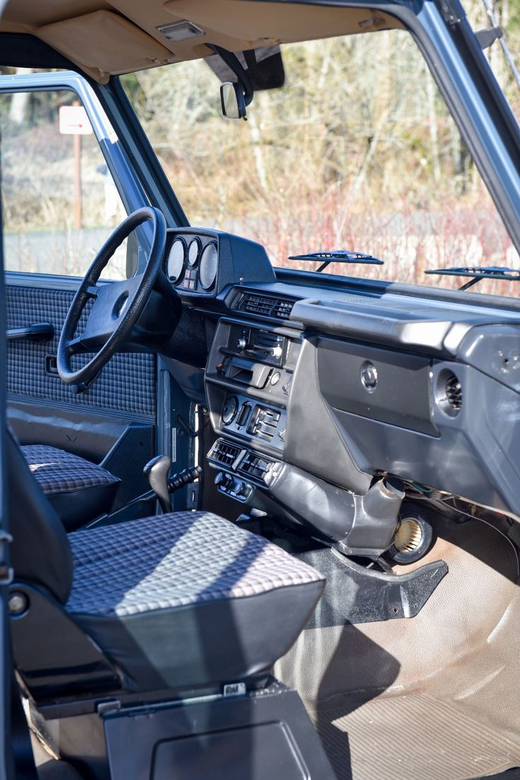 Mercedes benz 280 ge swb w460 1979 01 1990 pictures to pin - This 1981 Mercedes 230ge Shows 48k Miles And Has Four Doors A Long Wheelbase