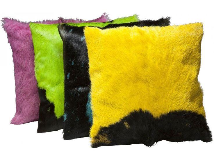 Poduszka Wild Life Neon Różne Kolory — Poduszki — KARE® Design