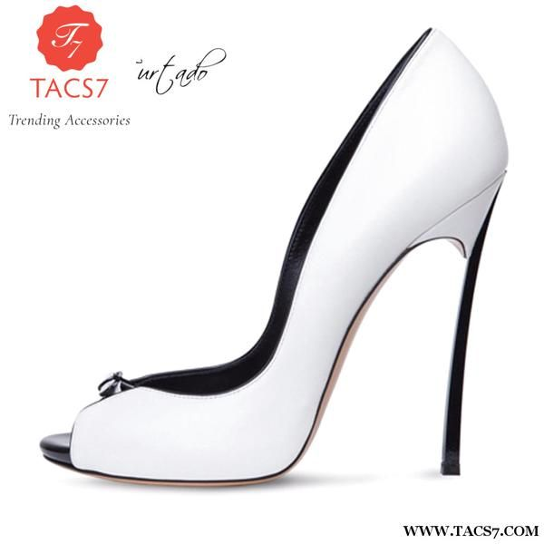 Arden Furtado 2017 Summer Sexy Extreme High Heels Slip On Pumps Sandals  Shoes For Woman White Black Party Women Stiletto  0de80bd27fd8