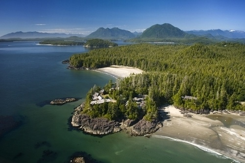 Middle Beach Lodge Tofino, B.C. CANADA. Love this place, it's amazing. Only surpassed by the whale watching near by!