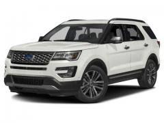 New 2017 Ford Explorer For Sale   Irvine CA VIN:1FM5K8HT0HGA60792