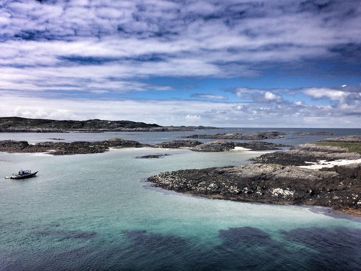 We love the Cairns of Coll! COASTAL CONNECTION'S BLOG : Photo