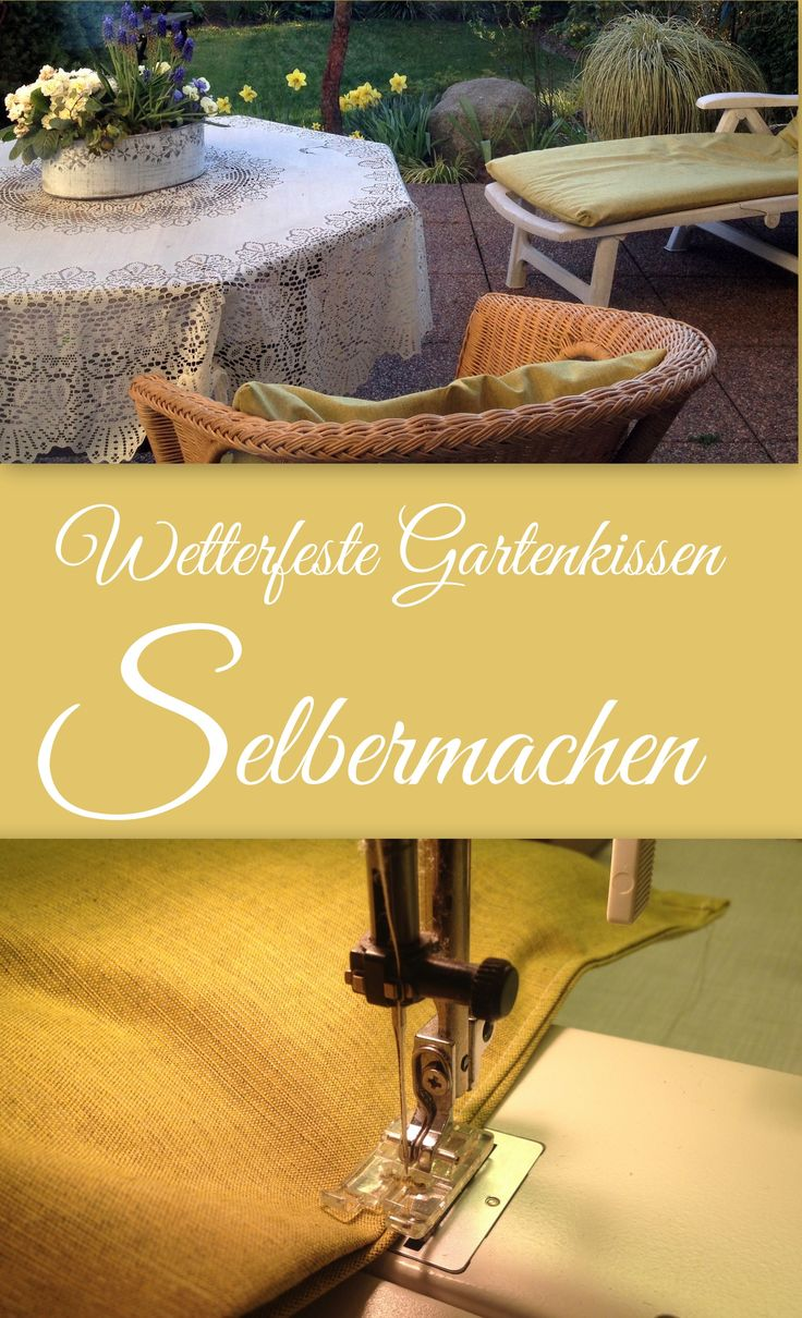 Anleitung im Gartendeko-Blog