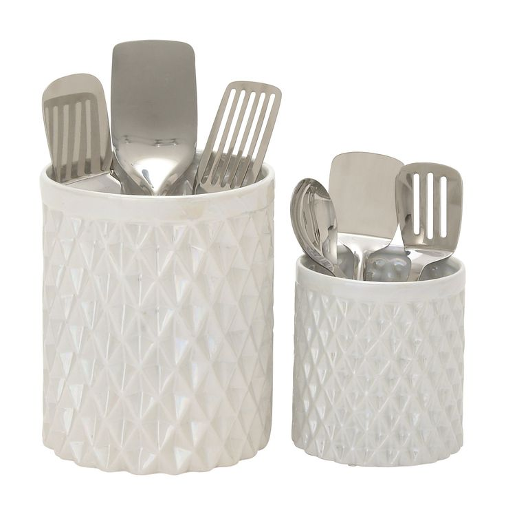 Best 25+ Kitchen utensil holder ideas on Pinterest ...