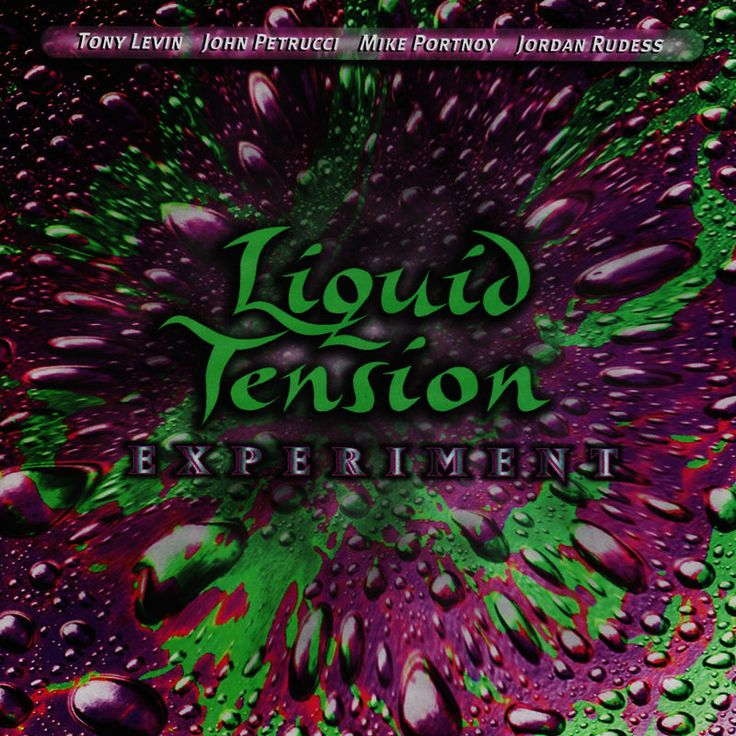 Paradigm Shift by Liquid Tension Experiment - Liquid Tension Experiment