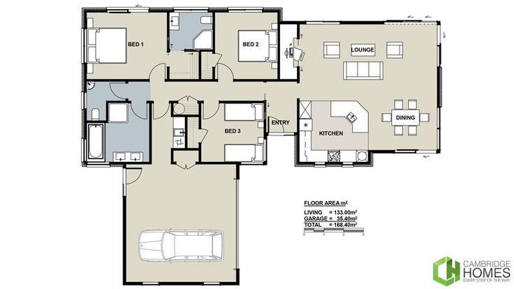 Cambridge Homes Auckland | Hudson Design