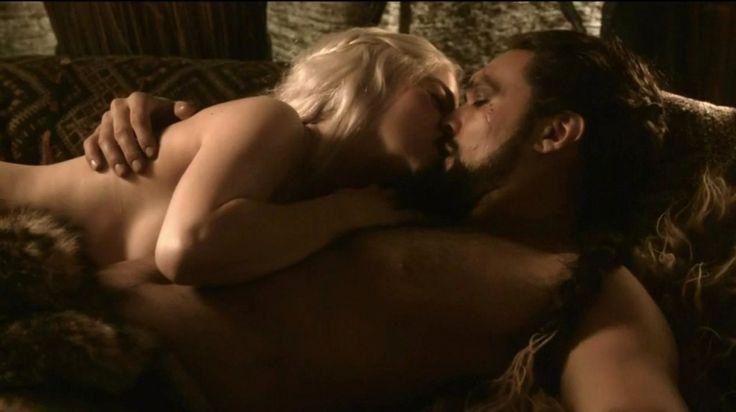 Khal Drogo and Khaleesi Daenerys, Game of Thrones