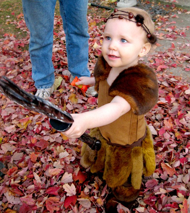 Toddler Barbarian Costume  •  Make a baby costume