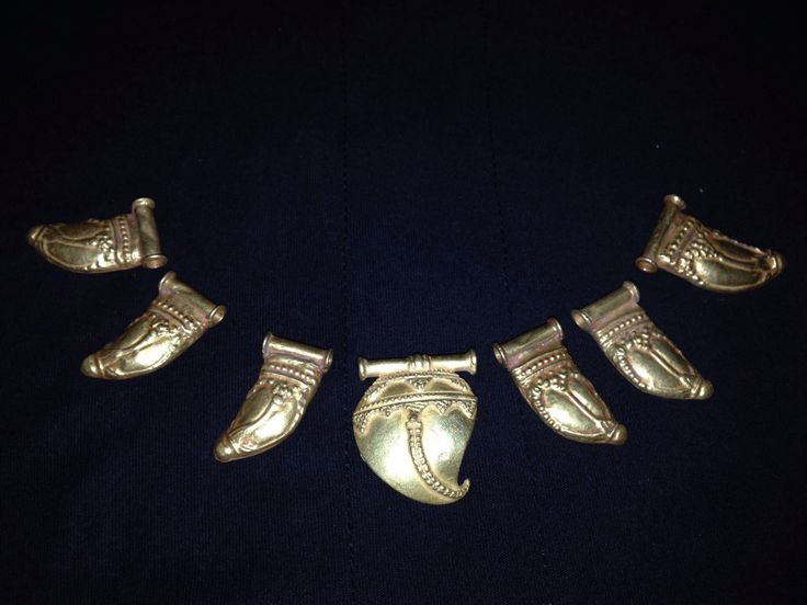 old majapahit gold for accessories necklaces