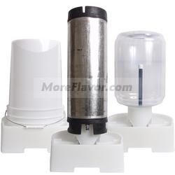 Homebrew Finds: More Beer Draft Sale - Kegging Systems, Draft Towers, Fillers and More, $89.95