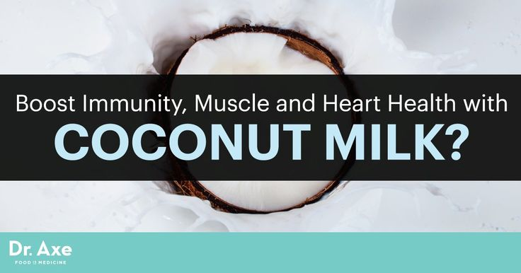 If you're looking to improve your heart, muscle and immunity, look to coconut milk nutrition. Read about the many benefits of coconut milk nutrition.