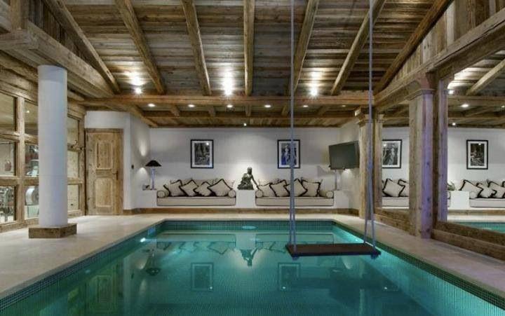 Indoor Pool, details*