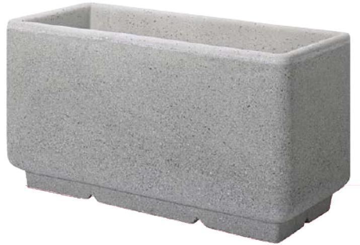 1000 id es sur le th me jardini re rectangulaire sur for Jardiniere beton rectangulaire