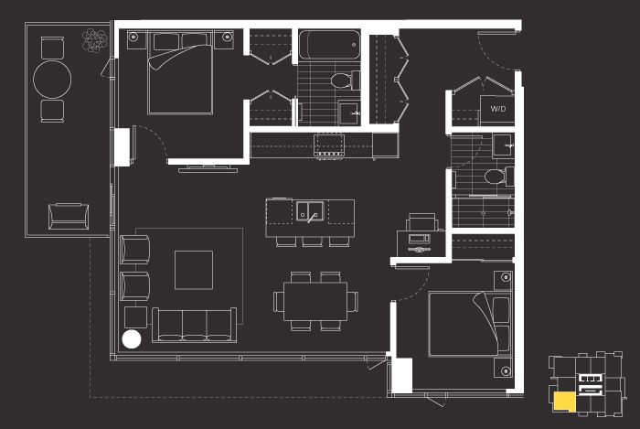 Floorplan  - 7 - The Guardian