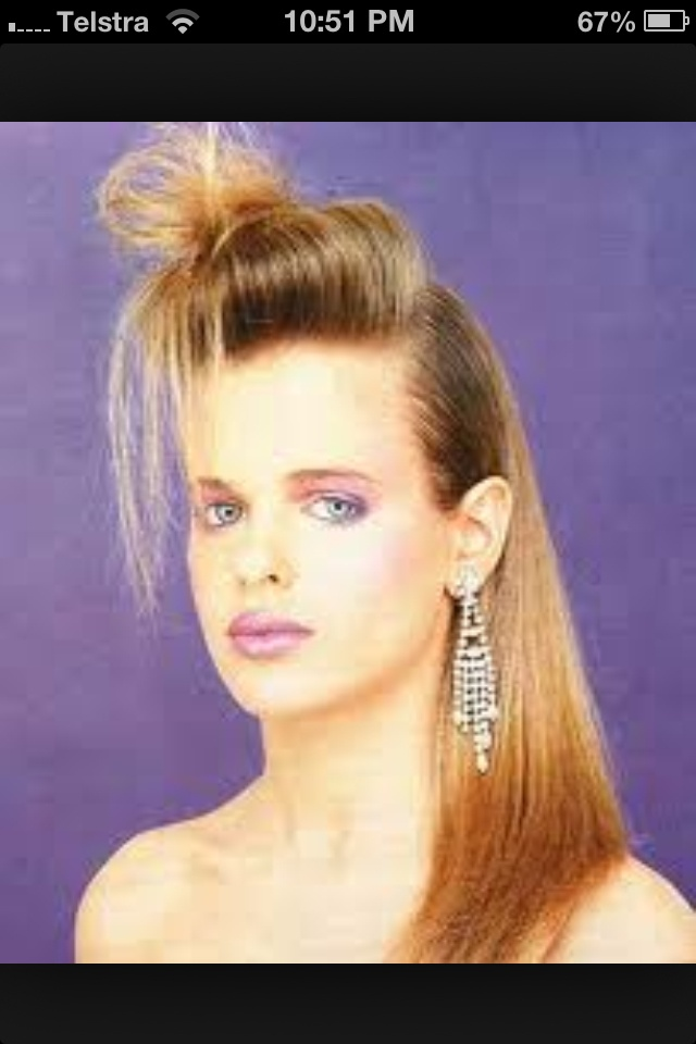 haircuts with sides 17 best images about 80s hairstyles revisited on 5140