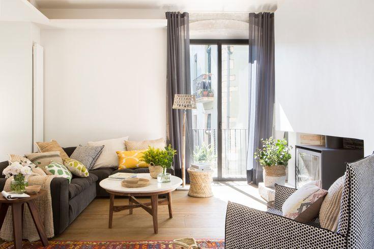 Las 25 mejores ideas sobre cortinas negras en pinterest for Cortinas negras decoracion