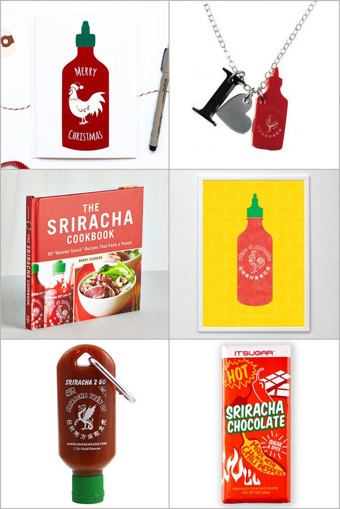 If you or a loved one can't fathom beginning a meal without sriracha, then consider one of these 27 holiday gifts curated for those truly obsessed with the hot sauce.