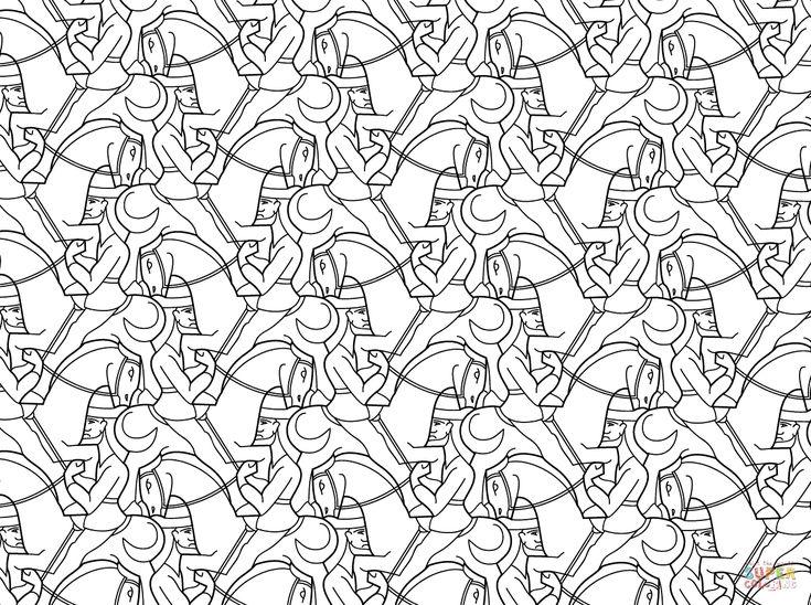 270 besten M. C. Escher Bilder auf Pinterest | Drucktechnik ...
