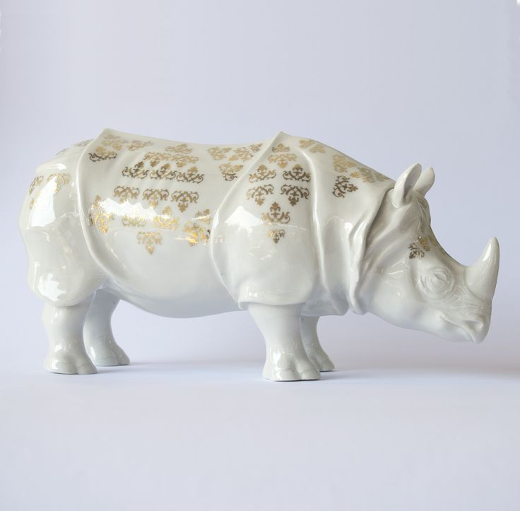 Rhino - gold