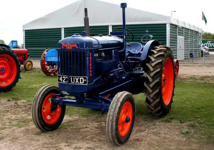 a new tractor
