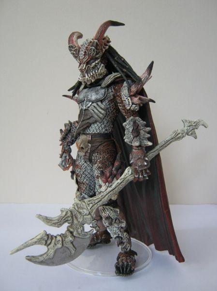 Bone Hunter Primal Elder Predator (Predator) Custom Action Figure