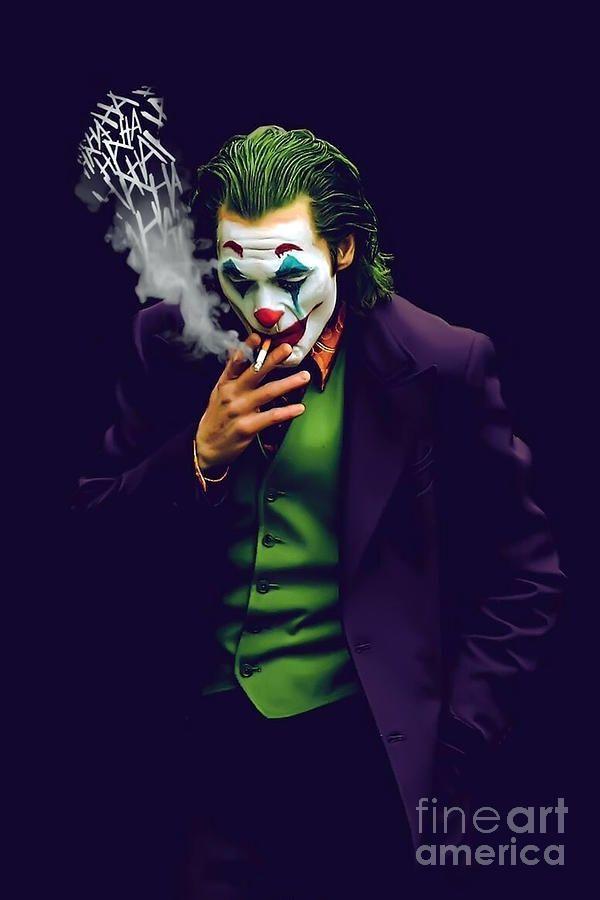 The Joker Poster In 2021 Joker Poster Joker Images Batman Joker Wallpaper
