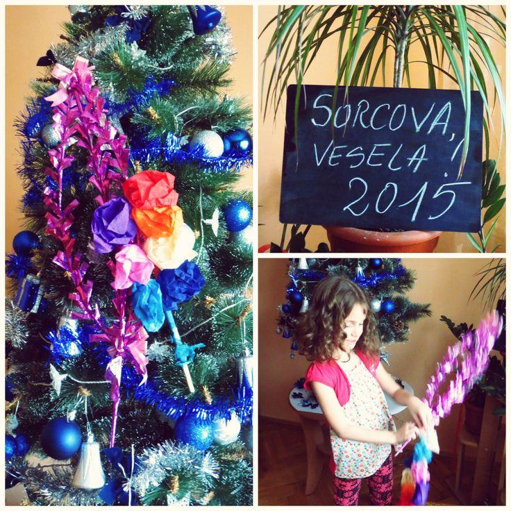 1 January 2015. Sorcova