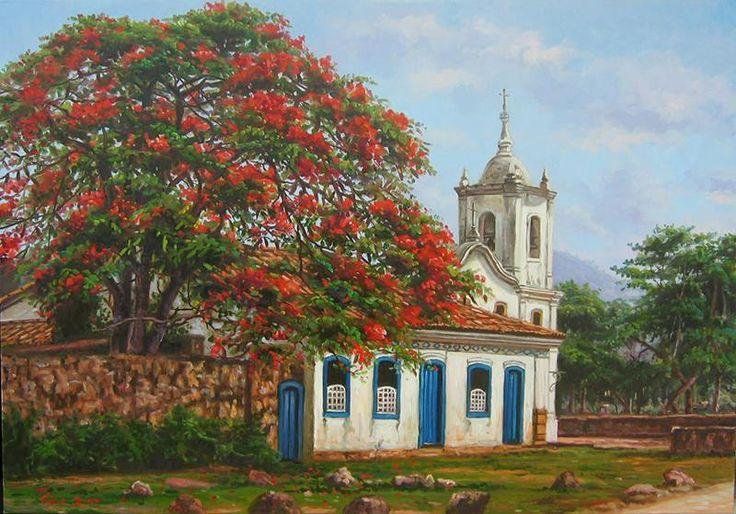 tulio dias- Poesia em Paraty