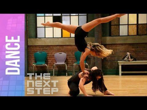 "The Next Step - Extended Skylar & Richelle ""Falling Behind"" Duet (Season 4) - YouTube"