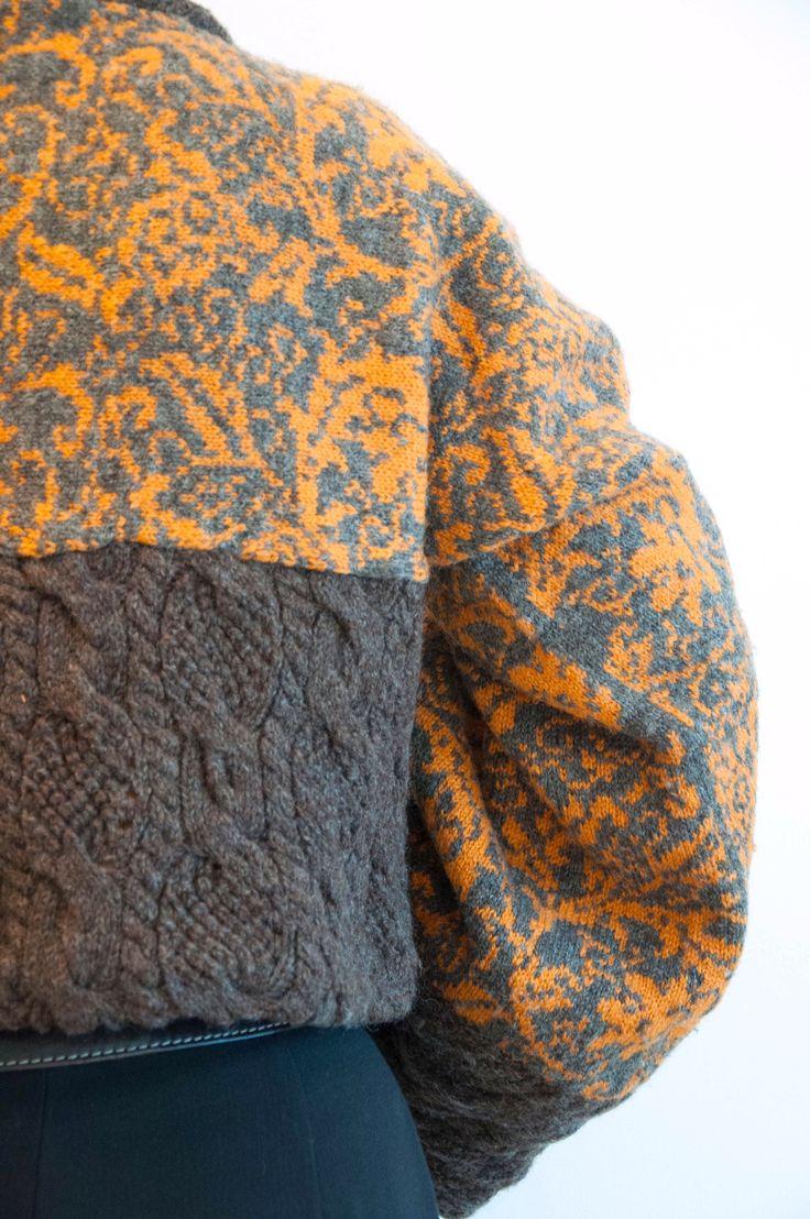 Norwegian Knitting Patterns : 33 best Norwegian Knitting Designs images on Pinterest Norwegian knitting d...