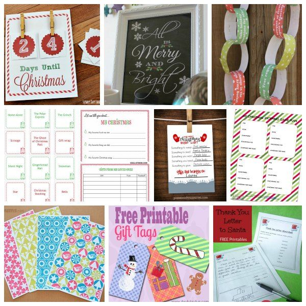 Best 25+ Christmas list printable ideas on Pinterest Christmas - printable christmas list template