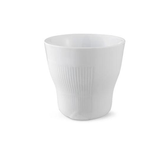 Royal Copenhagen White Elements Thermal Mug