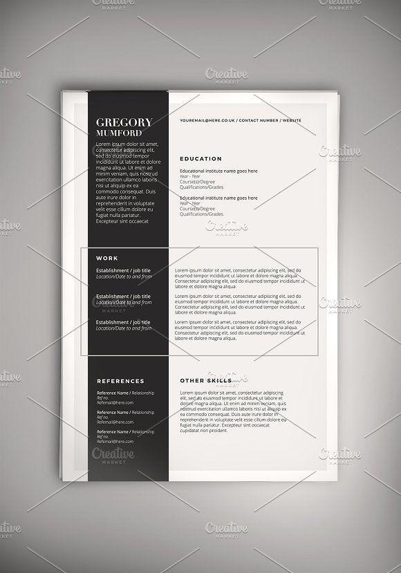 427 best Resume Fonts images on Pinterest Letter templates, Menu - professional fonts for resume