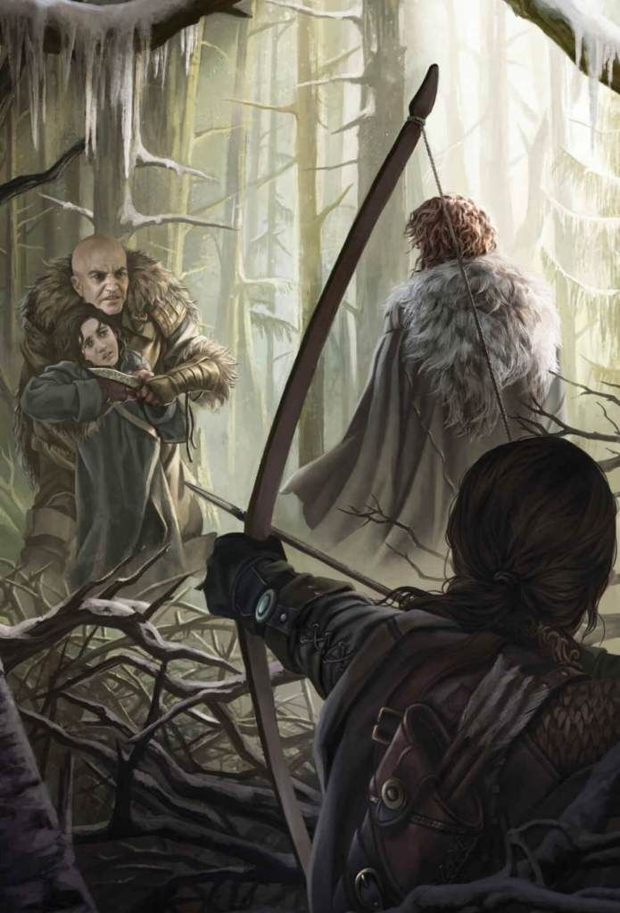 Game Of Thrones The Illustrated Edition Com Imagens Arte