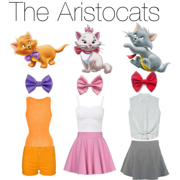 """The aristocats"" by disneybelieverr on Polyvore"