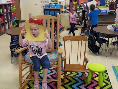 Chalk Talk: A Kindergarten Blog: Goldilocks and the Three Bears