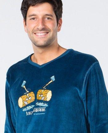 Pijama de invierno juego de tronkos