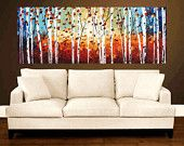 Art Painting abstract art.abstract painting. landscape painting abstract  painting  Acrylic painting  Wall Decor   from   Jolina Anthony