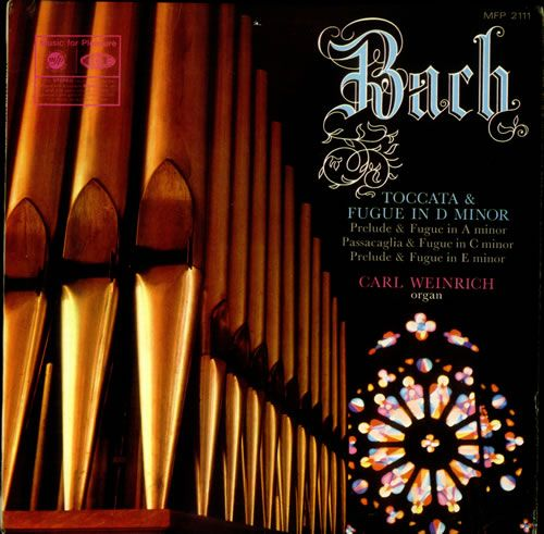 10 Great Fugues Not By Bach