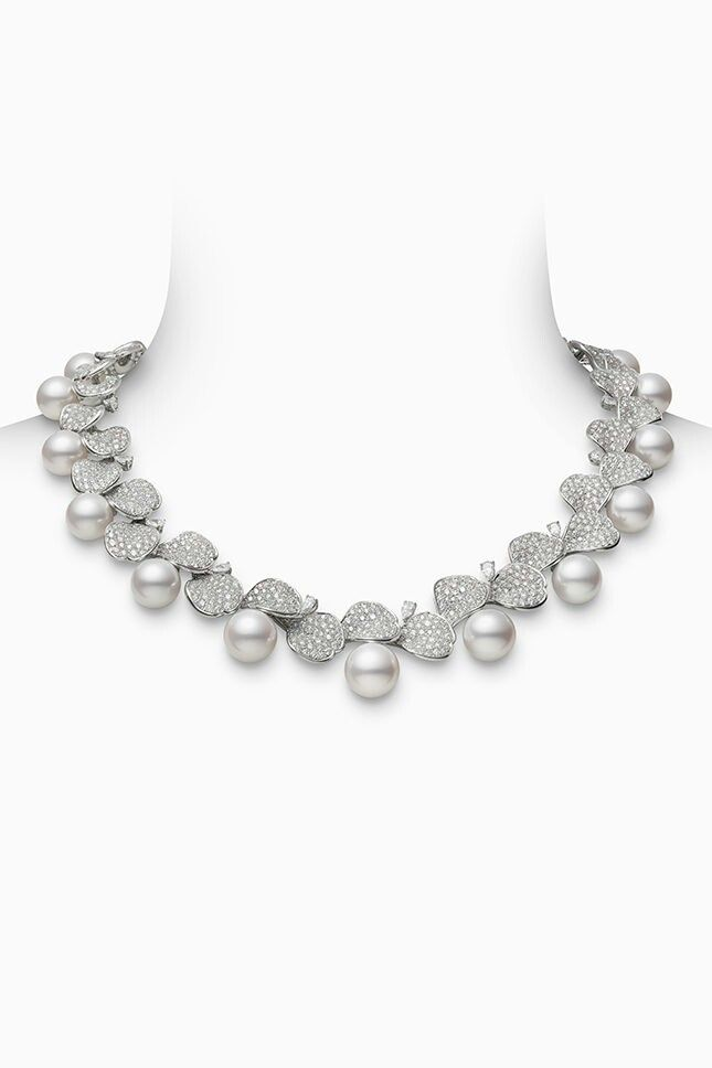 2d0553578053 125th Anniversary Collection by Mikimoto