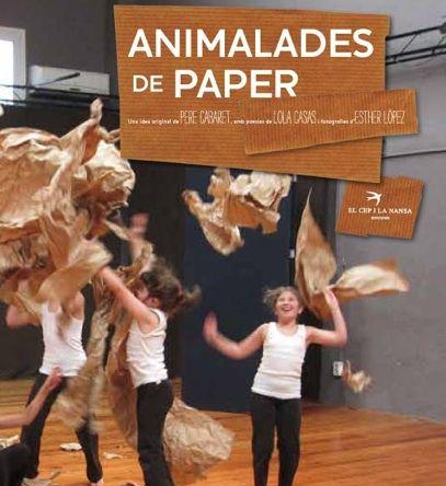 Poemes dedicats a les bestioles: Animalades de paper, de Lola Casas i Pere Cabaret #sortirambnens